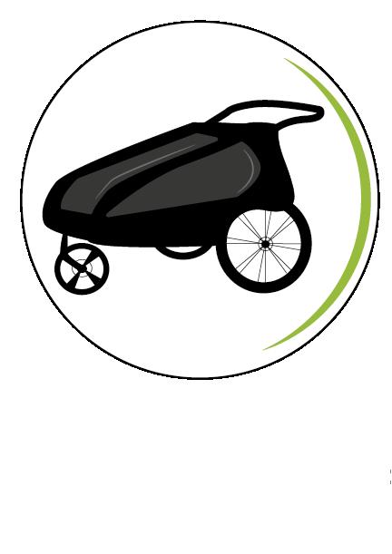 Vozíky za kolo