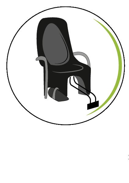 Dětské sedačky na kolo