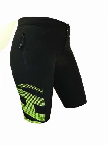 Kraťasy HAVEN PURE WMS black / green XXL
