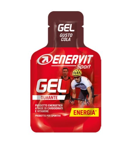 Energetický gél ENERVIT ENERVITENE - 25ml Cola