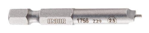 bit UNIOR 2,5 mm na niple pre vypletanie
