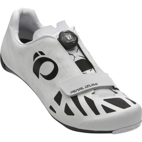 Tretry PEARL Izumi RACE ROAD IV - biela / čierna