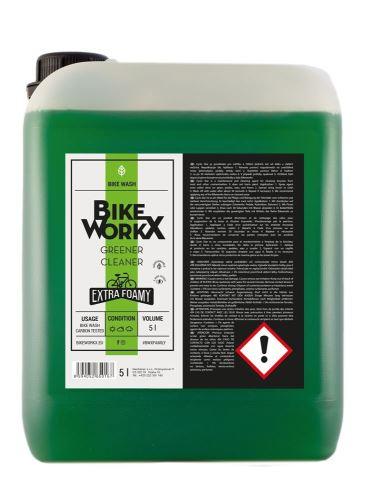 Čistič BikeWorkX Greener Cleaner - 5 litrov