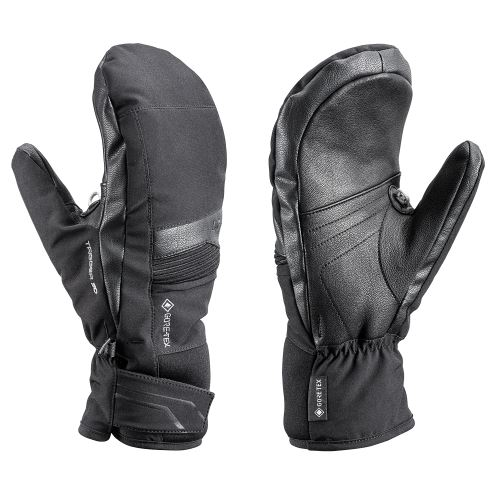 Rukavice Leki Shield 3D GTX Mitt, black