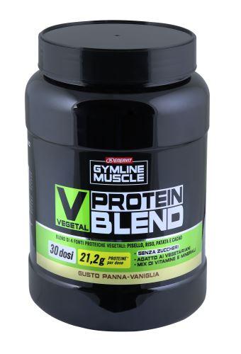 Dóza ENERVIT Vegetal Protein 900g smotana + vanilka
