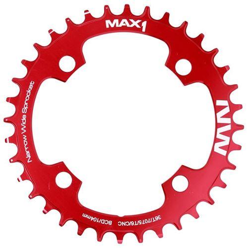 Prevodník max1 Narrow Wide Červená 36z
