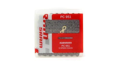 Reťaz SRAM PC 951 + spojka Balené