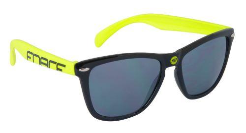 Okuliare FORCE FREE čierno-oranžové - oranžové laser skla