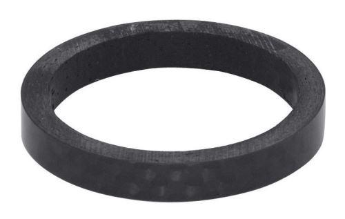 "Podložka karbónová pod predstavec - 1 1/8 ""AHEAD - 5 mm CARBON"