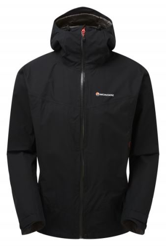 Bunda Montane Pac Plus JKT - Black