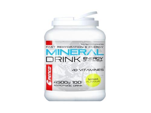 výživa - PENCO MINERAL DRINK 4500g, Rôzne príchute
