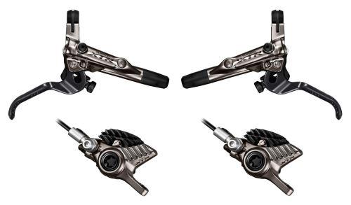 Kotúčová brzdy Shimano XTR Trail BR-M9020 - predné + zadné