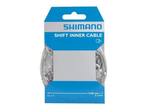 Lanko radiacej Shimano Select nerezové - 2,1m x 1,2mm