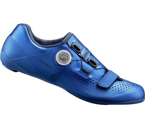 SHIMANO cestná obuv SH-RC500MB, modrá