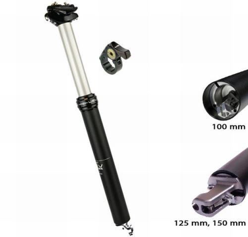 Teleskopická sedlovka KindShock LEV Integra 392mm / 125mm GOLD 30,9