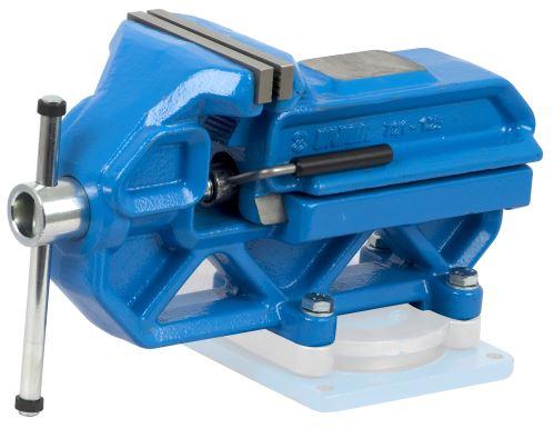 zverák Unior IRONGATOR čeľusť 125mm s rýchloposuvom