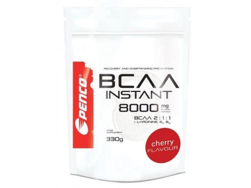 výživa - PENCO BCAA 8000 Instant 330g sáčok - Rôzne príchute