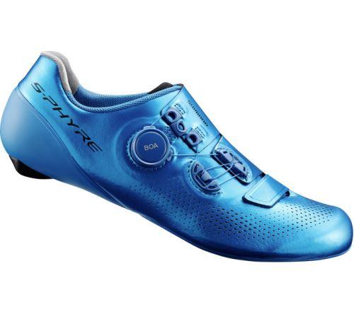 SHIMANO cestná obuv SH-RC901T, modrá