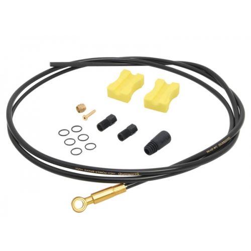 Brzdová hadička Shimano SM-BH90 - BR-M820 - SAINT - čierna