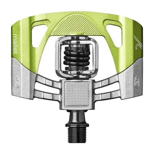 CRANKBROTHERS Mallet 2 Electric Lime / Black