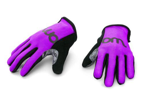 Detské rukavice WOOM - Fialová - rôzne veľkosti