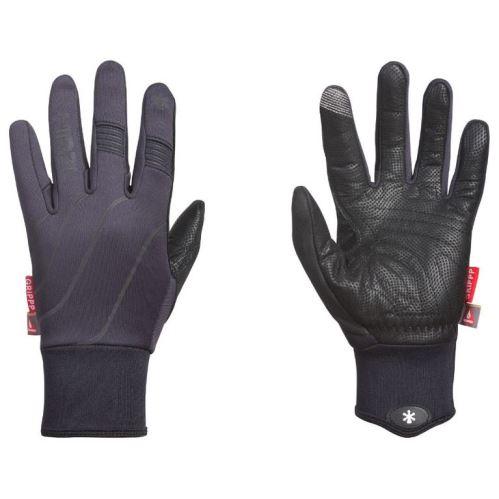 Celoprosté rukavice Hirzl Grippp thermo 2.0 - čierna
