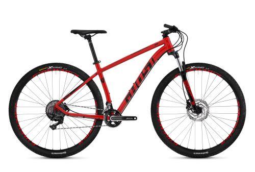 Horský bicykel GHOST Kato 7.9 AL riot red / night black 2019