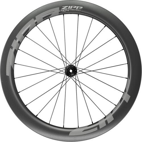 Napletený koleso ZIPP 404 Firecrest Carbon Tubeless, pre diskovú brzdu, Center Locking 700C