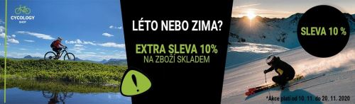 Extra zľava 10% na tovar skladom