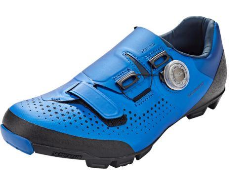 SHIMANO MTB obuv SH-XC501MB, modrá
