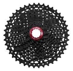 Kazeta Sunrace MX3 Black Chrome 10 11-42z