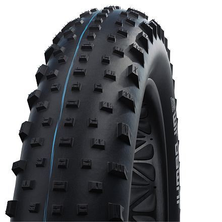 Fatbike Plášť Schwalbe JUMBO JIM 26 Super Ground, Addix