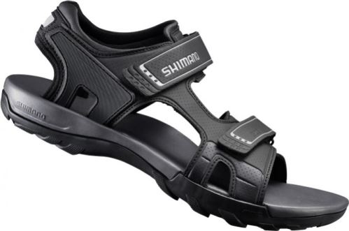 SHIMANO sandále SH-SD5G, šedá, 45/46