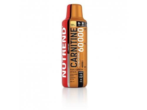nápoj Nutrend CARNITINE60000 + Synephrine 500
