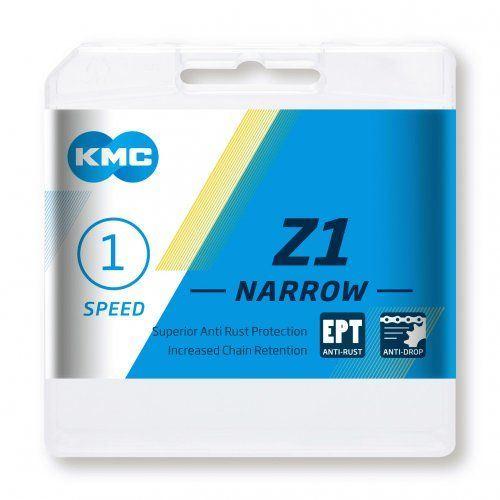 Reťaz KMC Z1X EPT ebike nehrdzavejúcej BOX