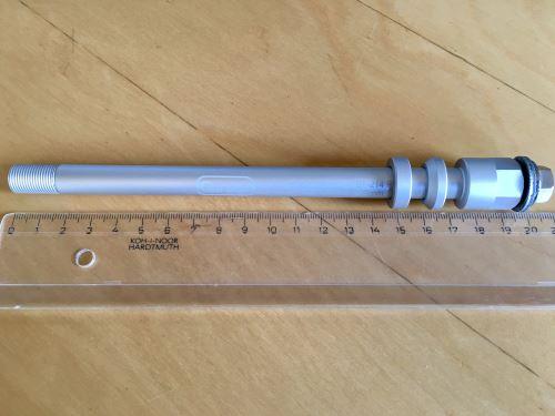 QERIDOO Príslušenstvo - Pevná os M12x1,75mm, 167 - 192mm (Maxl) 2019