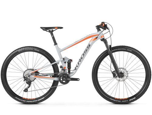 Celoodpružený bicykel Kross EARTH 2.0 29