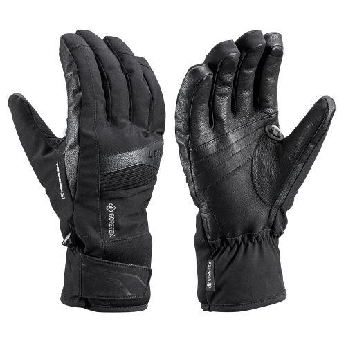 Rukavice Leki Shield 3D GTX, black