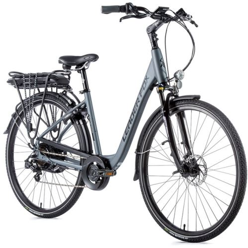 Elektrobicykel Leader Fox induktor 28