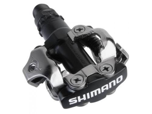 Pedále Shimano SPD PD-M520 + kufre