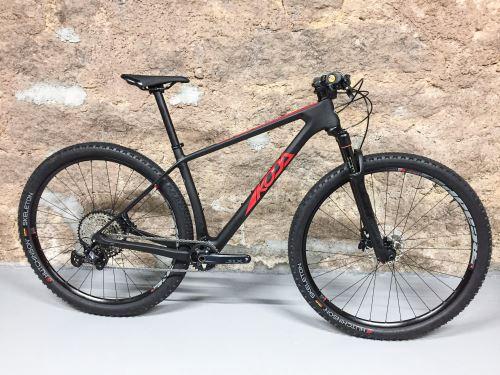Horský bicykel Koba Racetool 1x12 SLX - čierne