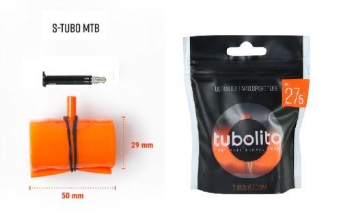 Duša Tubolit S-TUBO MTB SV42 - 26x1,8-2,4, 42g, 1ks