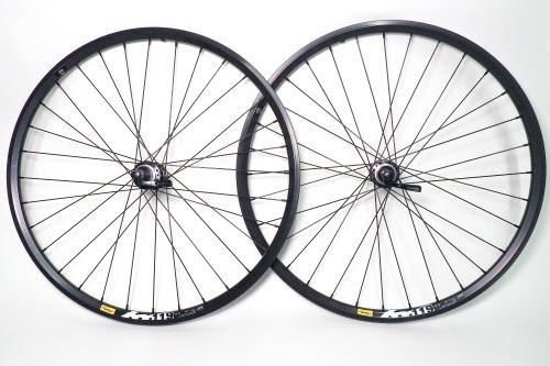 "Zapletené kolesá Shimano Deore M6000 + Mavic XM117 - 26 """