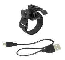 svetla sada FORCE EXPRESS USB predné + zadné