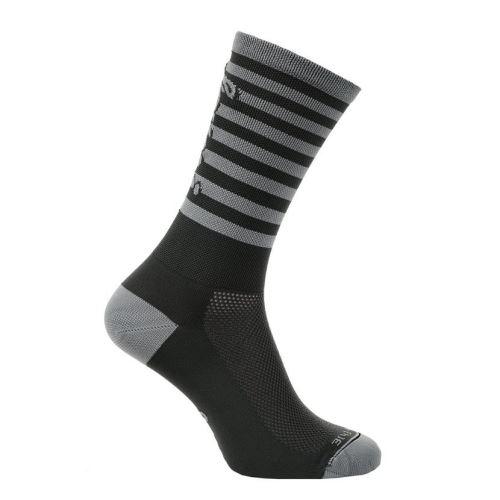 Cyklistické ponožky Lawi Ring dlhé Grey / Grey