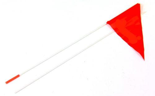 QERIDOO Príslušenstvo - Náhradné vlajočka UNI 2019