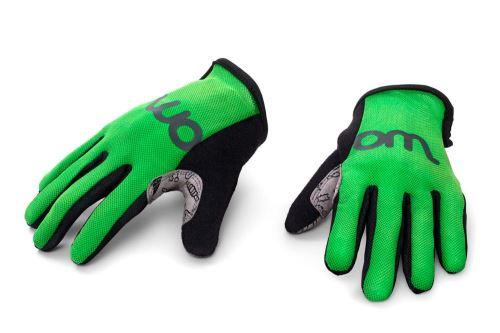 Detské rukavice WOOM - Zelená - rôzne veľkosti