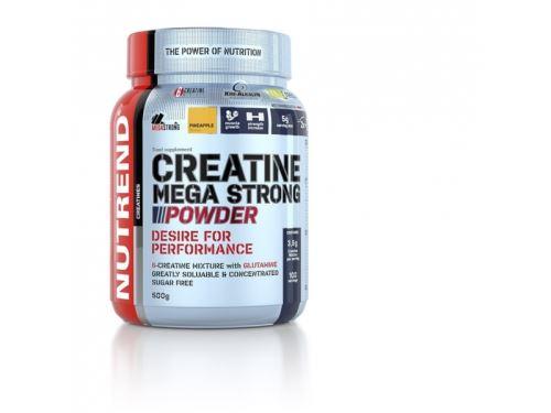 nápoj Nutrend Creatine Mega Strong Powder 500g broskyňa