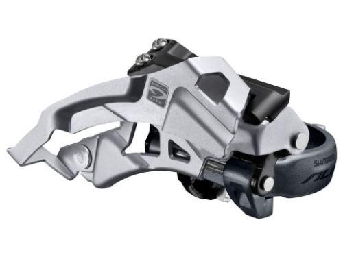 Prešmykač Shimano Alivio FD-M4000 - spodná objímka