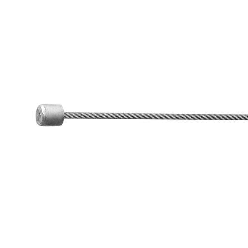 Radiaca lanko Shimano pre tandem z nerez ocele - 2,1m x 1,2 mm - Y60098100
